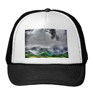 Maui Hi Beach Stormy Mountain 2014 Mesh Hats