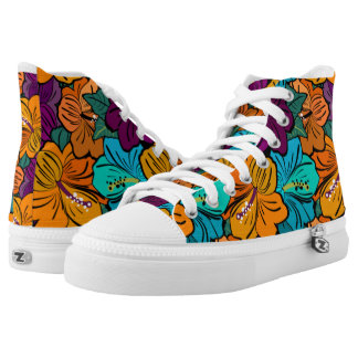 Maui High-Top Sneakers