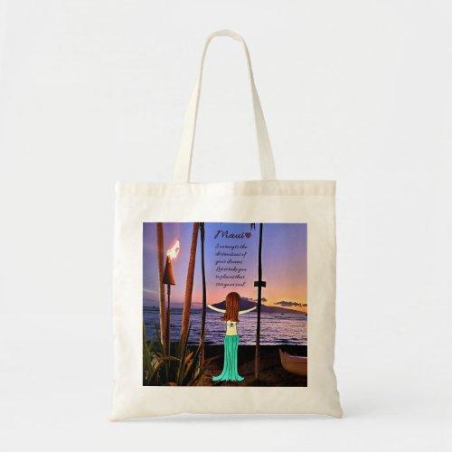 Maui Journey Tote Bag