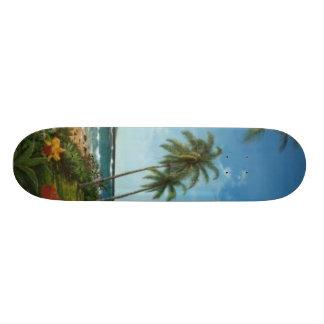Maui-Mañana Tabla De Skate