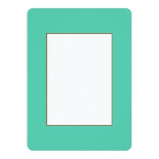 Maui Mint Green Seafoam Card