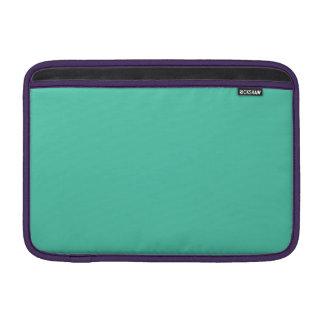 Maui Mint Green Seafoam MacBook Sleeve