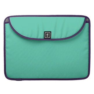Maui Mint Green Seafoam Sleeve For MacBooks