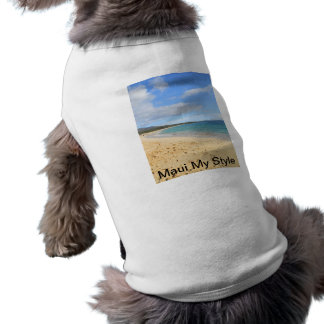 Maui my style beach Pet Clothing