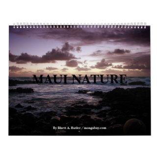 Maui Nature Calendar