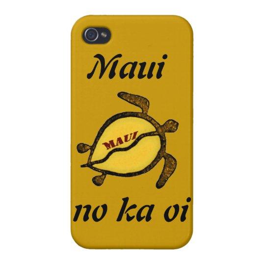 Maui no ka oi Cell Phone Cover