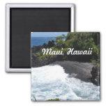 Maui Refrigerator Magnet