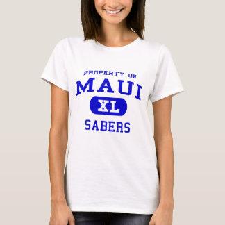 Maui Sabers Ladies T-Shirt