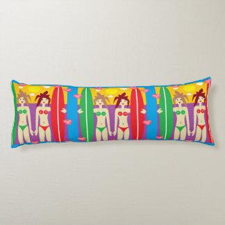 Maui Sunset Body Pillow