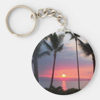 Maui Sunset!.JPG Keychain