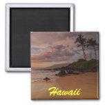 Maui Sunset Magnet