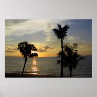 Maui Sunset Posters