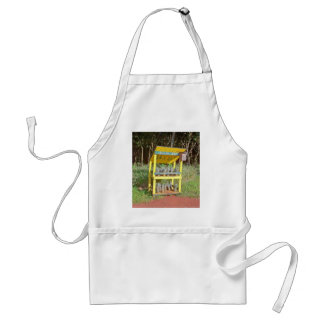 Maui Sweet Pineapple Stand Adult Apron