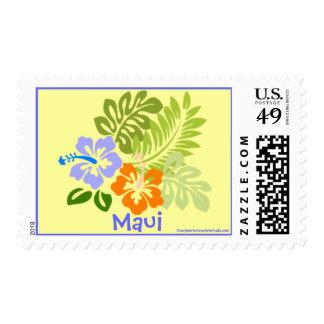 Maui Timbres Postales