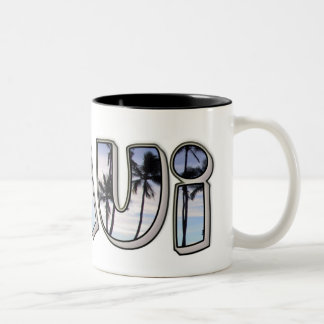 Maui Two-Tone Coffee Mug