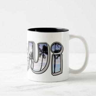 Maui Two-Tone Coffee Mug