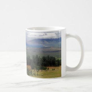 Maui Upcountry Vista Hawaii Coffee Mug