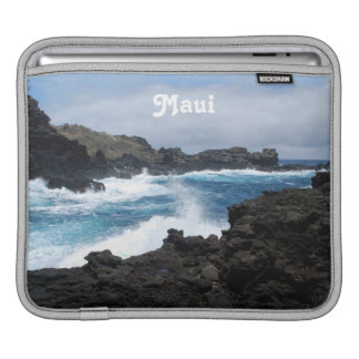 Maui Waves Crashing iPad Sleeve