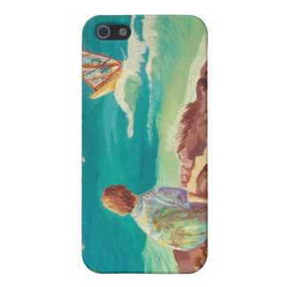 Maui Wind Surfing Cover For iPhone 5