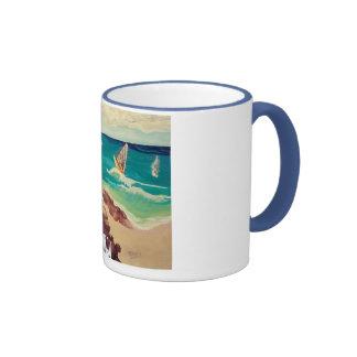 Maui Wind Surfing Mugs