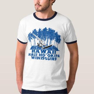 Maui windsurfing tee shirt