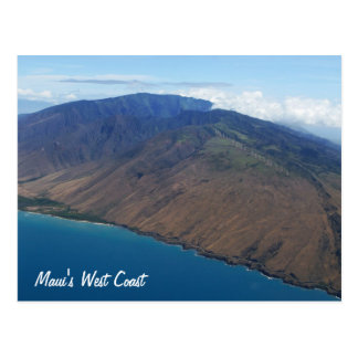 Maui's West Coast Postcard