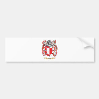 Maul Coat of Arms (Family Crest) Car Bumper Sticker
