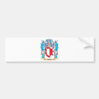 Maul Coat of Arms - Family Crest Car Bumper Sticker