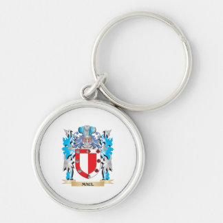 Maul Coat of Arms - Family Crest Keychain