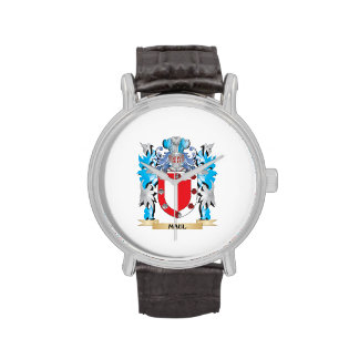 Maul Coat of Arms - Family Crest Watches