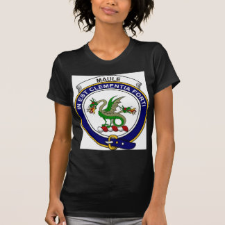 Maule Clan Badge T Shirt