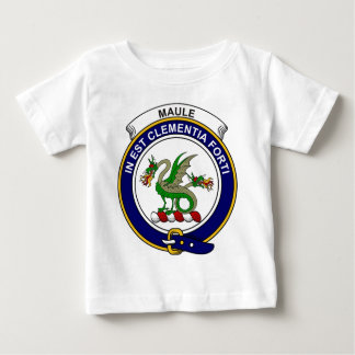 Maule Clan Badge T-shirt