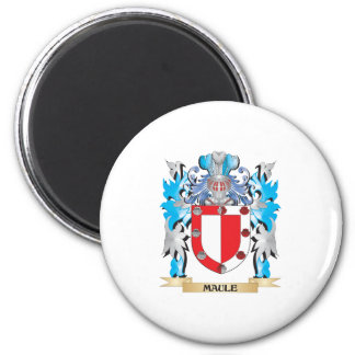Maule Coat of Arms - Family Crest Fridge Magnets