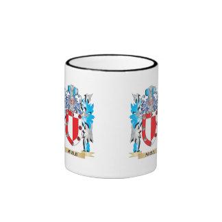 Maule Coat of Arms - Family Crest Coffee Mug