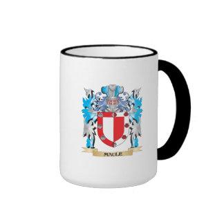 Maule Coat of Arms - Family Crest Coffee Mugs