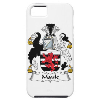Maule Family Crest iPhone 5 Covers