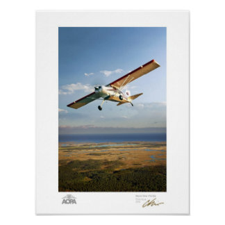 Maule Over Florida Gallery Print