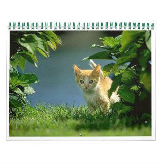 maullido calendarios