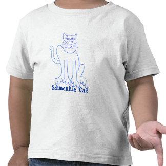 maullido gato de Schmenkle Camisetas