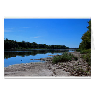 Maumee River Bedrock I Card