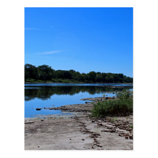 Maumee River Bedrock I Postcard