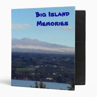 Mauna Kea Customizable Photo Binder