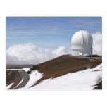 Mauna Kea Observatory Postcard
