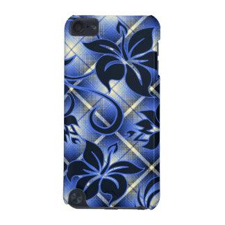 Mauna Loa Hawaiian Hibiscus Plaid iPod Touch 5G Covers