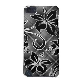 Mauna Loa Hawaiian Hibiscus Plaid iPod Touch (5th Generation) Cases