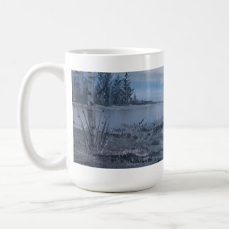 Maura Ganley Snow on the Mountain Mug