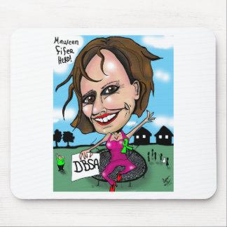 Maureen Fifer Mouse Pad