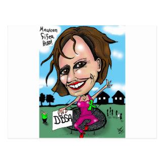 Maureen Fifer Postcard
