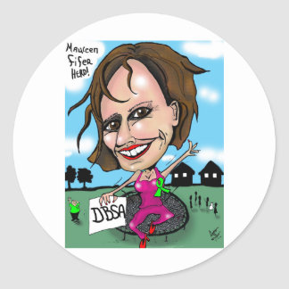 Maureen Fifer Sticker