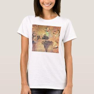 Mauri Dance by Toulouse-Lautrec T-Shirt